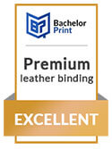 PhD premium leather binding excellent
