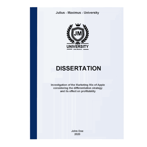 Dissertation printing with thermal binding front