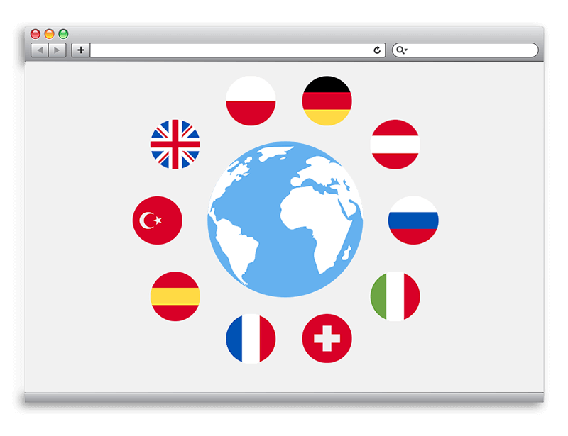 Plagiarism checker in many languages