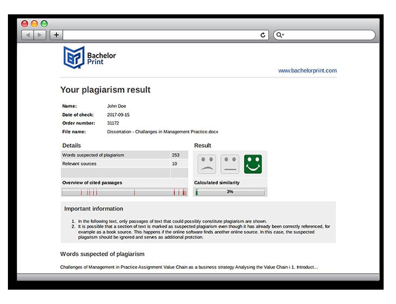 Plagiarism report plagiarism checker
