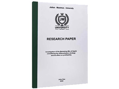 Research Paper thermal binding green