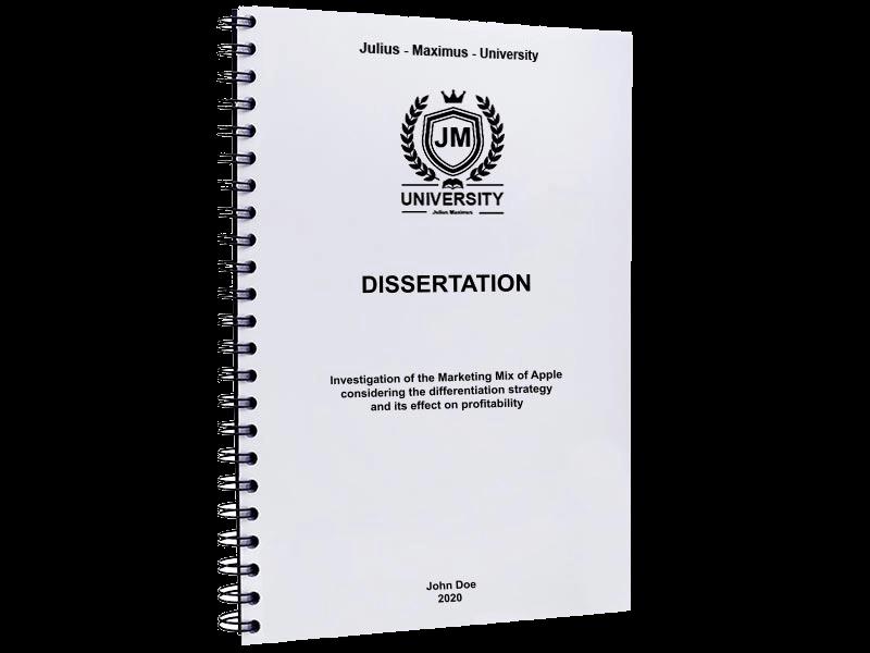 dissertation binding spiral metal black