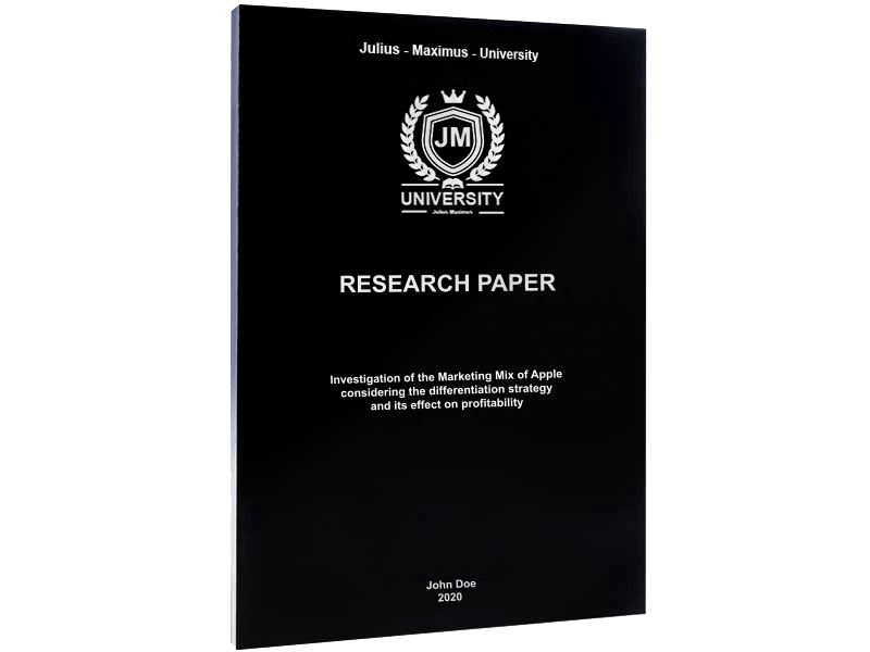 research paper printing softcover individual