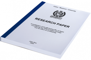 Examples Of Good Research Paper Topics