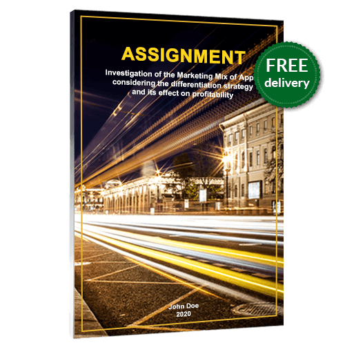 Assignment softcover free delivery