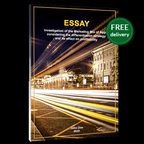 Essay Softcover your design