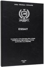 essay printing binding leather binding standard comparison