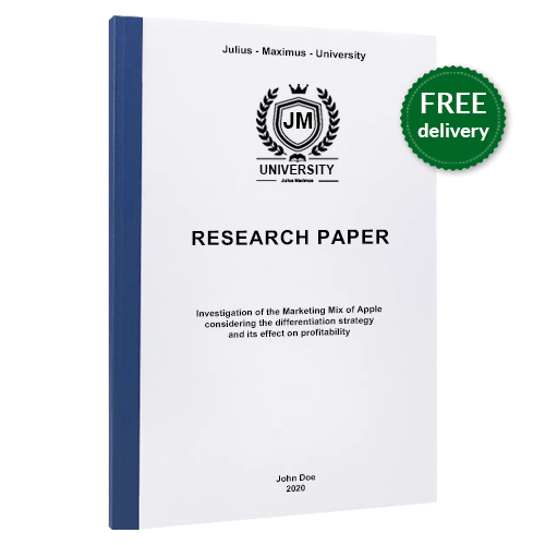 Research paper thermal binding printing online