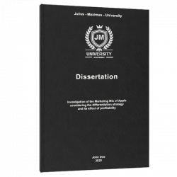 apa citation dissertation printing & binding