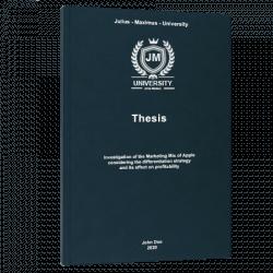 thesis topics thesis printing & binding