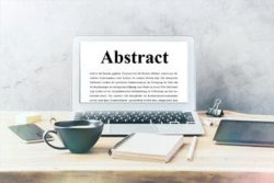 research paper outline abstract example