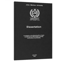 hypothesis testing dissertation printing & binding