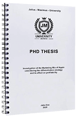Spiral binding for Amsterdam students
