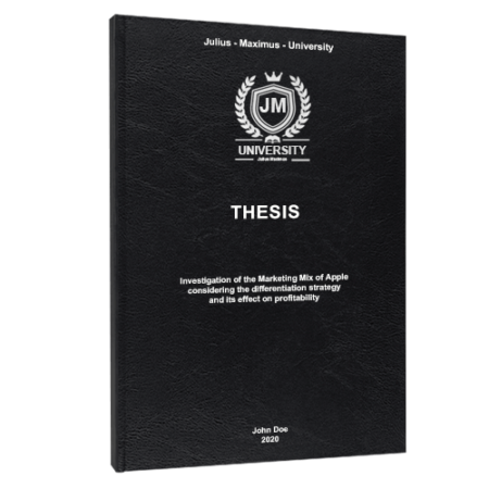 Thesis printing Berlin
