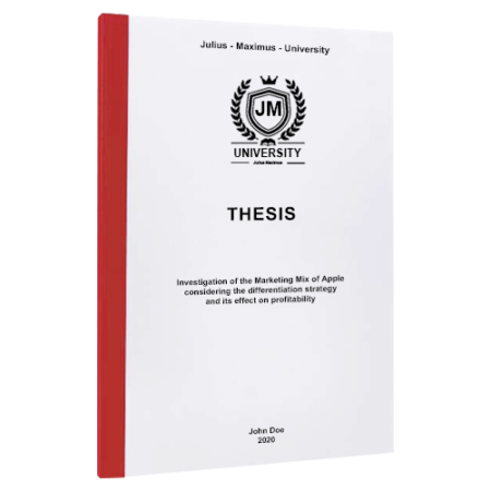 thesis binding Oslo