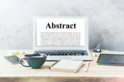 SMART goals how to write an abstract