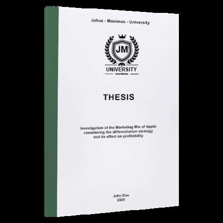 Vienna Thermal binding