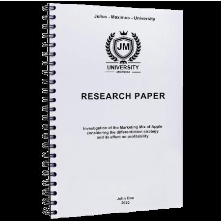 paper binding Hamburg