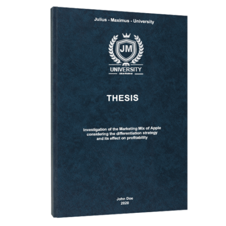 Leather book binding thesis