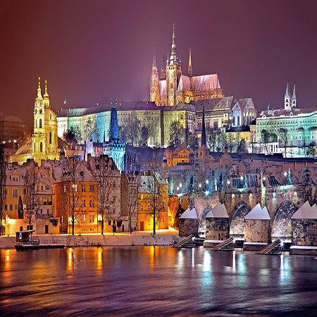 study in the czech republic winter