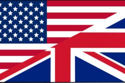 Cronbach's alpha British English vs. American English